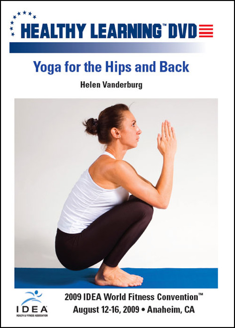 Yoga for the Hips and Back
