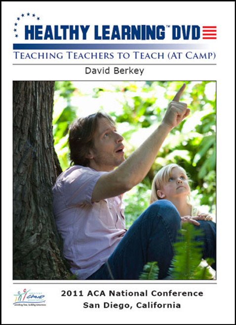 Teaching Teachers to Teach (At Camp)