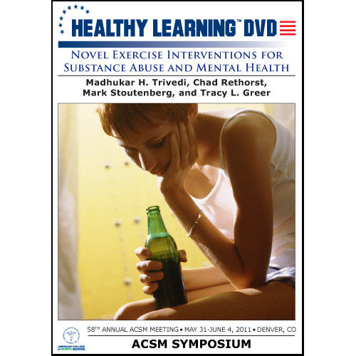 Novel Exercise Interventions for Substance Abuse and Mental Health