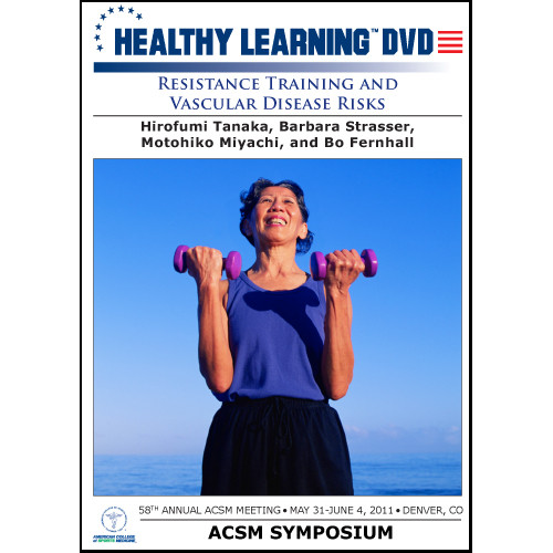 Resistance Training and Vascular Disease Risks