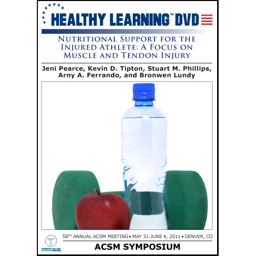 Nutritional Support for the Injured Athlete: A Focus on Muscle and Tendon Injury
