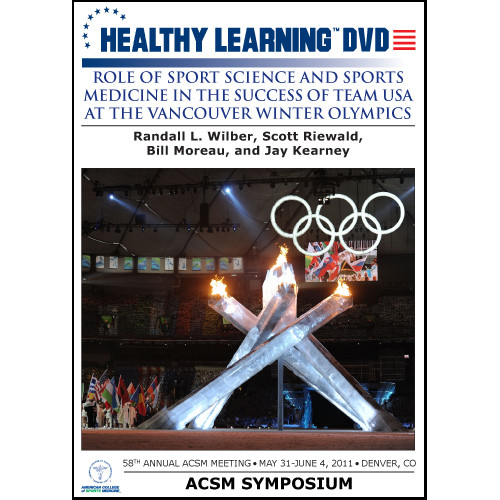 Role of Sport Science and Sports Medicine in the Success of Team USA at the Vancouver Winter Olympics