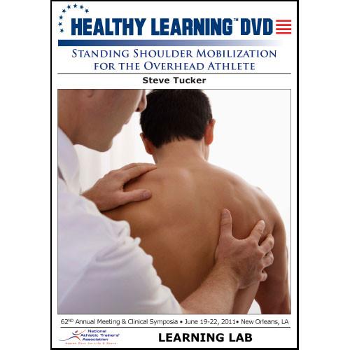 Standing Shoulder Mobilization for the Overhead Athlete