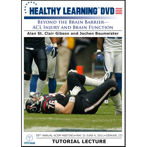 Beyond the Brain Barrier-ACL Injury and Brain Function