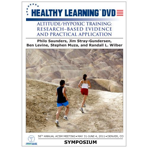 Altitude/Hypoxic Training: Research–Based Evidence and Practical Application