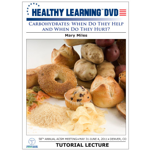 Carbohydrates: When Do They Help and When Do They Hurt?