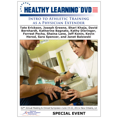 Intro to Athletic Training as a Physician Extender
