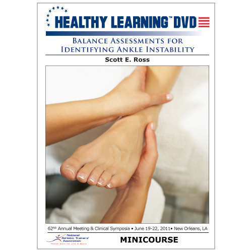Balance Assessments for Identifying Ankle Instability