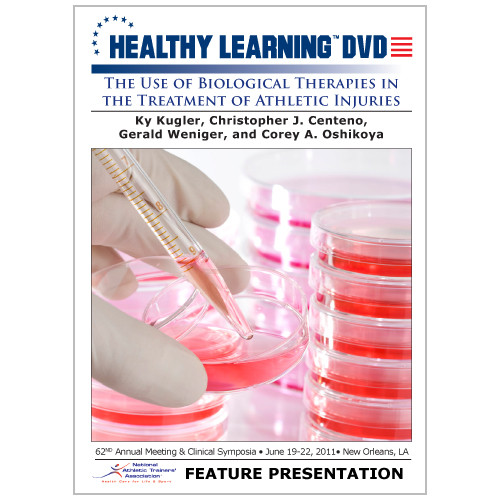 The Use of Biological Therapies in the Treatment of Athletic Injuries