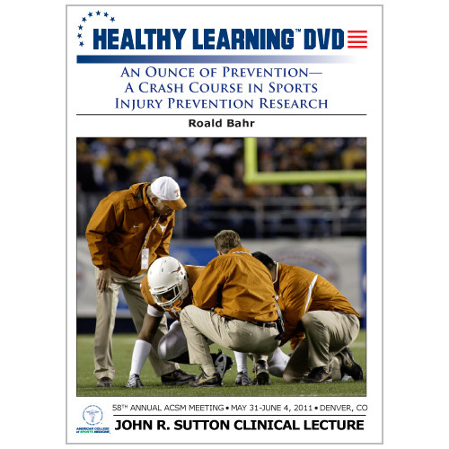 An Ounce of Prevention-A Crash Course in Sports Injury Prevention Research