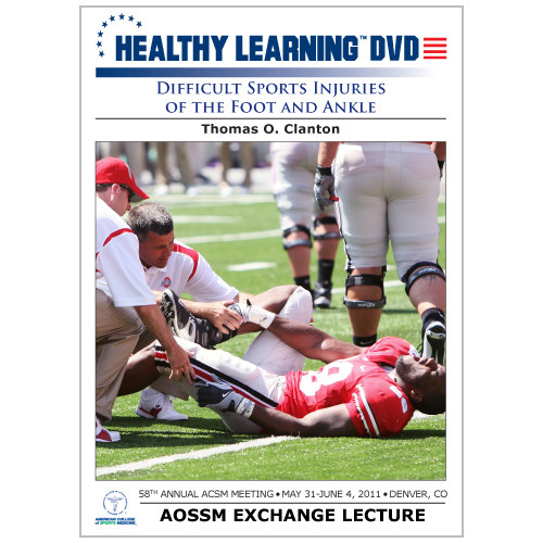 Difficult Sports Injuries of the Foot and Ankle