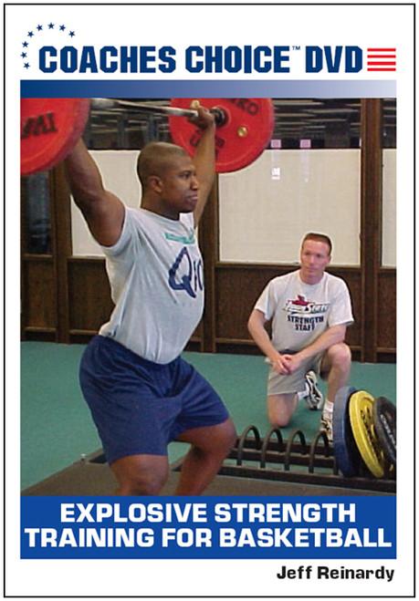 Explosive Strength Training for Basketball
