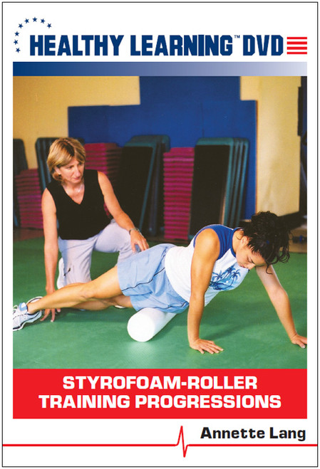 Styrofoam-Roller Training Progressions