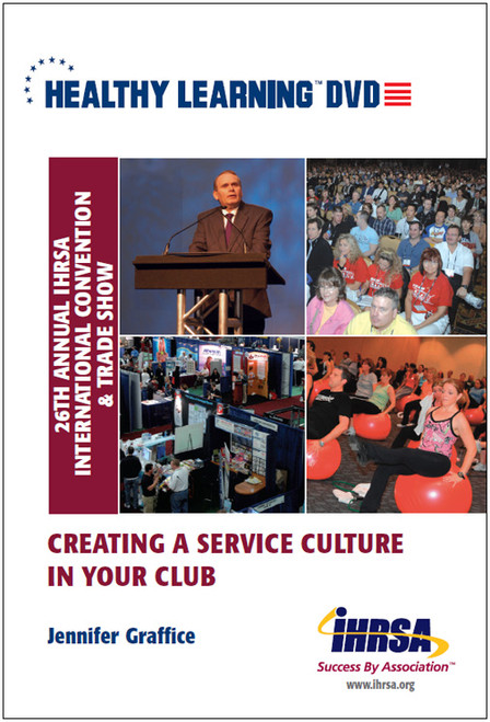 Creating a Service Culture in Your Club