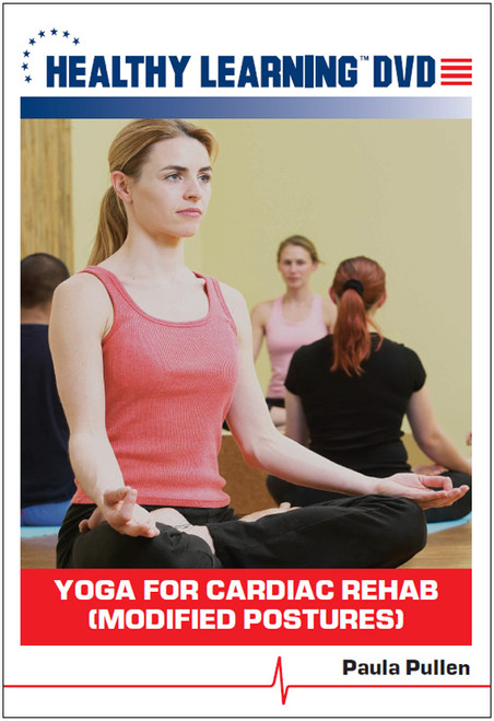 Yoga for Cardiac Rehab (Modified Postures)