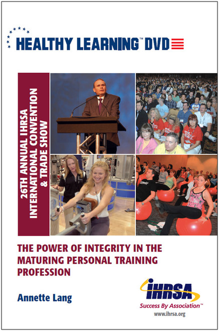 The Power of Integrity in the Maturing Personal Training Profession