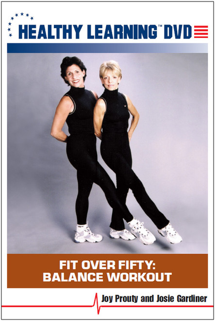 Fit Over Fifty: Balance Workout
