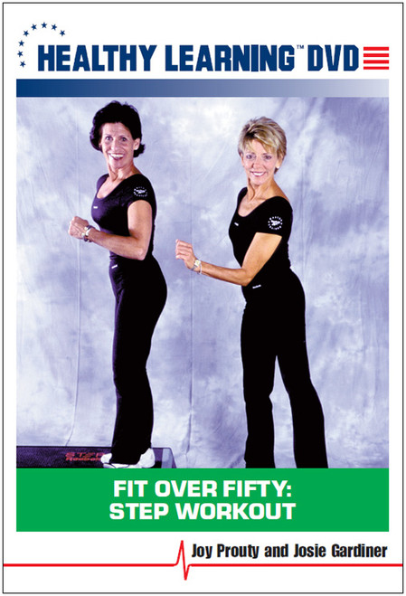 Fit Over Fifty: Step Workout