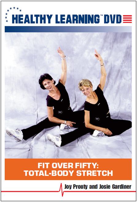 Fit Over Fifty: Total-Body Stretch