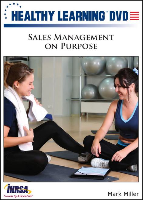 Sales Management on Purpose