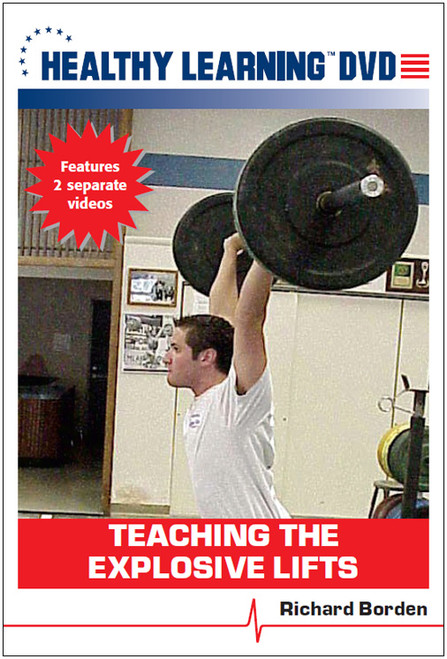 Teaching the Explosive Lifts