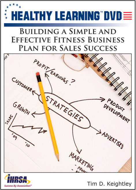 Building a Simple and Effective Fitness Business Plan for Sales Success