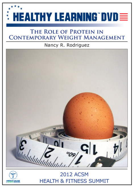 The Role of Protein in Contemporary Weight Management