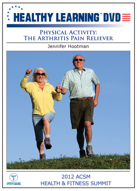 Physical Activity: The Arthritis Pain Reliever