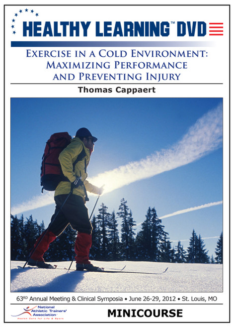 Exercise in a Cold Environment: Maximizing Performance and Preventing Injury