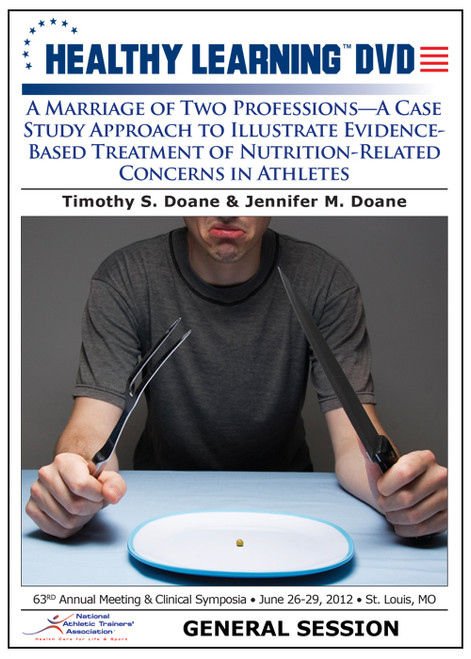 A Marriage of Two Professions-A Case Study Approach to Illustrate Evidence-Based Treatment of Nutrition-Related Concerns in Athletes