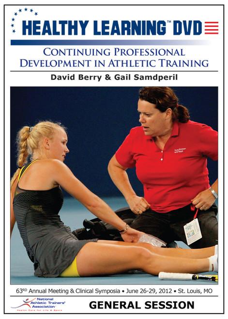 Continuing Professional Development in Athletic Training