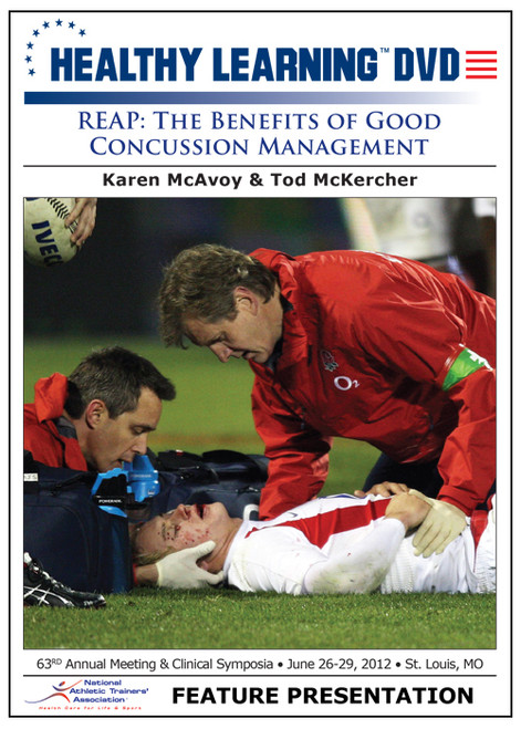 REAP: The Benefits of Good Concussion Management