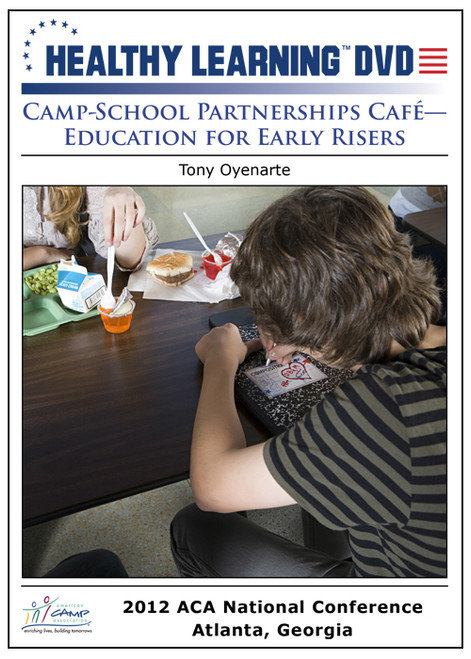 Camp-School Partnerships Café-Education for Early Risers