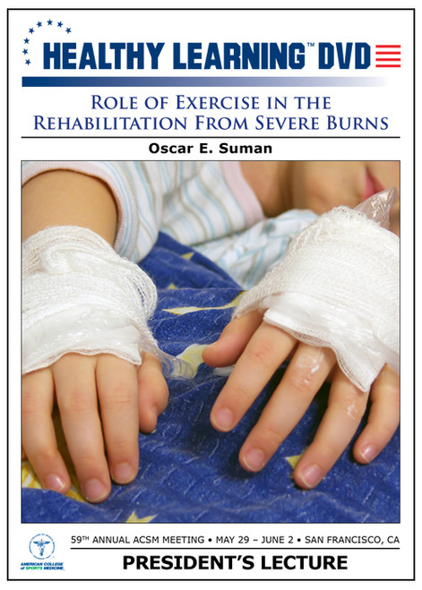 Role of Exercise in the Rehabilitation From Severe Burns