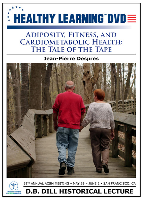 Adiposity, Fitness, and Cardiometabolic Health: The Tale of the Tape