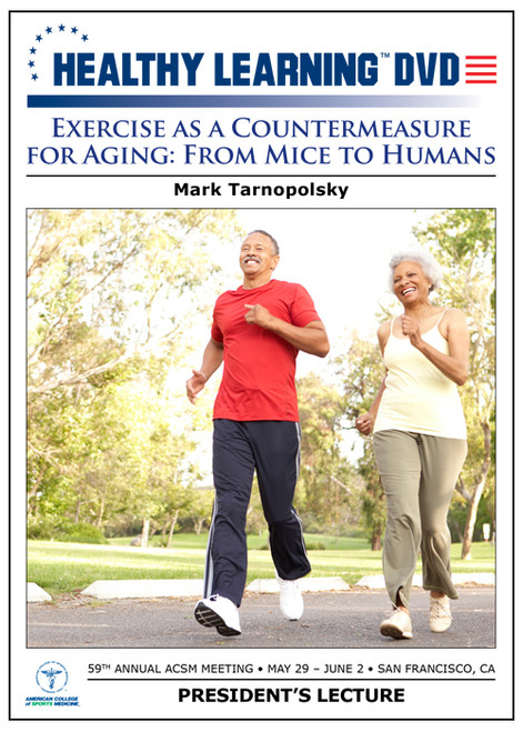 Exercise as a Countermeasure for Aging: From Mice to Humans