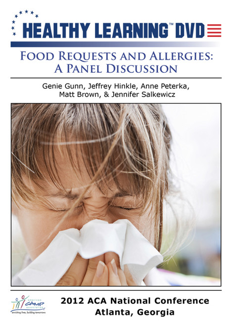 Food Requests and Allergies: A Panel Discussion