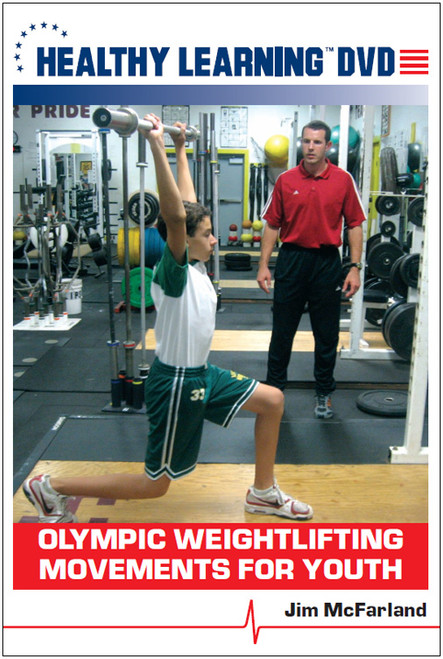 Olympic Weightlifting Movements for Youth