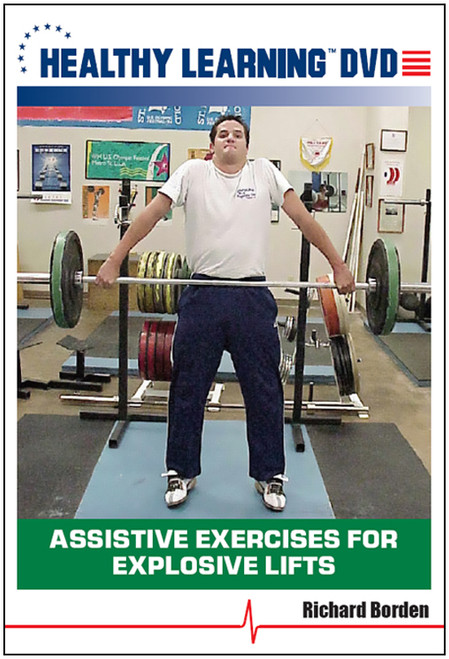 Assistive Exercises for Explosive Lifts