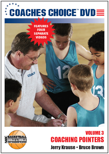 NABC's Basketball Skills & Drills for Younger Players: Vol. 3-Coaching Pointers