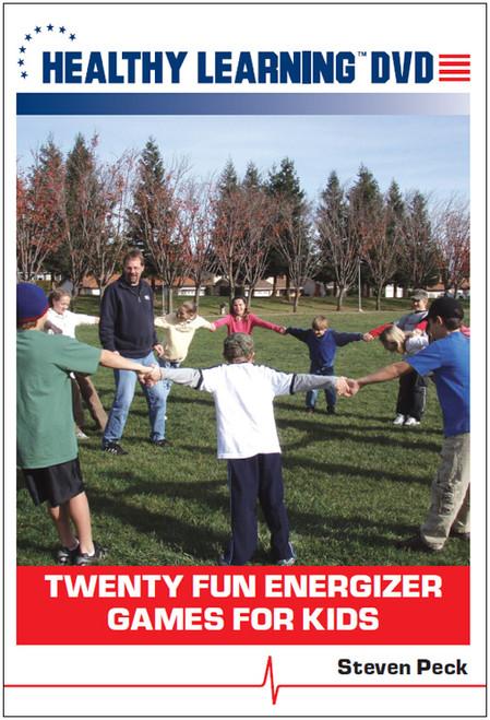 Twenty Fun Energizer Games for Kids