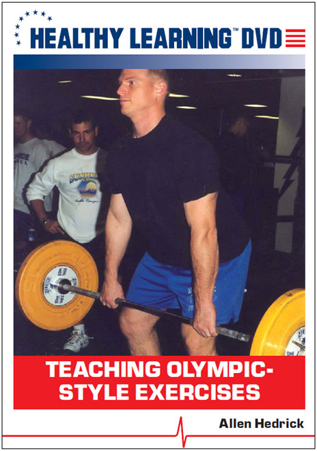 Teaching Olympic-Style Exercises