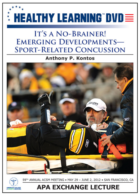 It's a No-Brainer! Emerging Developments-Sport-Related Concussion