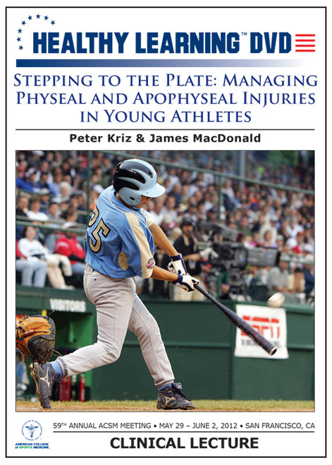 Stepping to the Plate: Managing Physeal and Apophyseal Injuries in Young Athletes