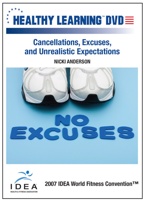 Cancellations, Excuses, and Unrealistic Expectations
