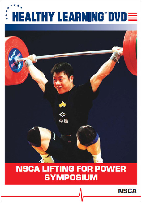 NSCA Lifting for Power Symposium