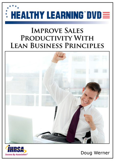 Improve Sales Productivity With Lean Business Principles