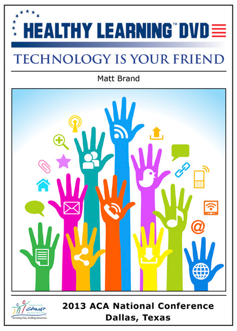 Technology Is Your Friend
