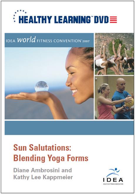 Sun Salutations: Blending Yoga Forms