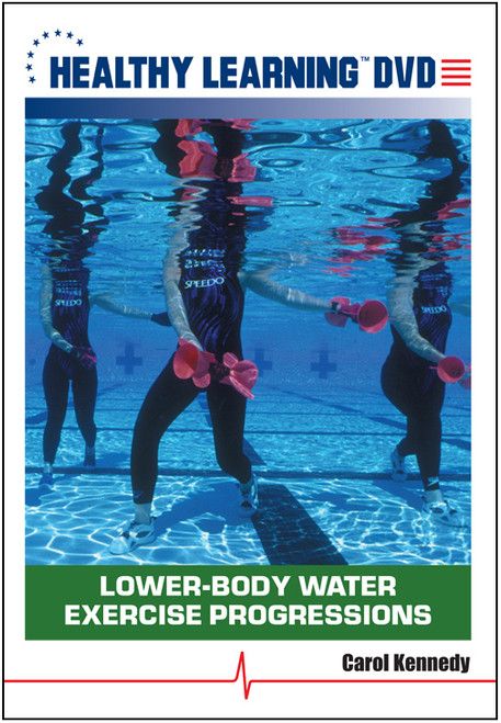 Lower-Body Water Exercise Progressions